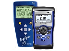 Rent the NTI Audio Digital Test Sets, NTI Digirator and NTI Digilyzer from TechRentals