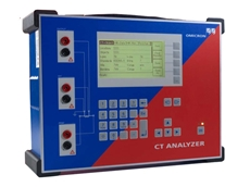 Rent the OMICRON CT analysers from TechRentals