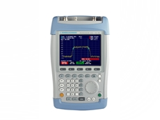 Rent the Rhode and Schwarz FSH3-TG spectrum analyser with tracking generator from TechRentals
