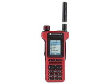TETRA radios safely connecting mine workers across sites