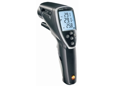 esto 845 IR with Humidity Probe and T/C Probe