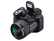 The Casio EX-FI High Speed Digital Camera from TR