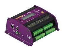 The DataTaker DT80M with in-built, 18-bit web interface