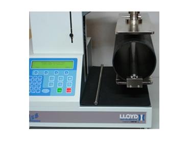 Materials testing systems for metals, plastics, ceramics, composites and adhesives