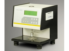 Thickness gauge with extreme accuracy now available from Technical and Scientific Equipment Co