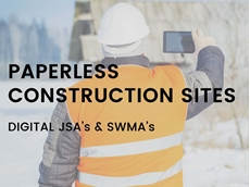 How Pervidi can create safer construction sites through paperless JSA and SWMS