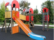 Pervidi field inspection software is used to carry out playground safety inspections