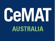 Pervidi paperless inspection application on a CipherLab mobile device will be presented at CeMAT Australia 2015
