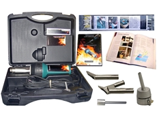 Plastic welding kits from Techspan Group