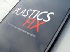 Plastics Fix plastic repair and fabrication text book