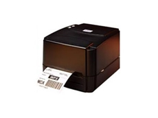 TSC TTP-244 Plus thermal transfer printers are compact and cost effective