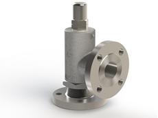 Gresswell safety valve