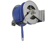 Ramex hose reels are now available in Australia from Tecpro Australia