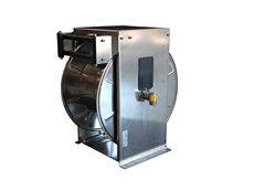 Tough hose reels for tough operators