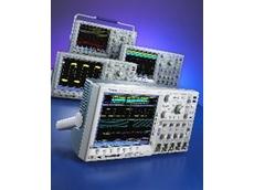 Tektronix's DPO4000 oscilloscope range.