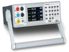 Tektronix PA1000 single phase power analyser