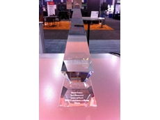 Tektronix won the EE Times and EDN 2012 UBM Electronics ACE Award for its MDO4000 Mixed Domain Oscilloscope