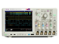 Mixed signal oscilloscopes from Tektronix