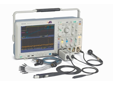 First and only mixed domain oscilloscope