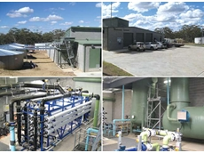 Denman Water Plant: Tema Solutions: raising the standards for Denman's water supply