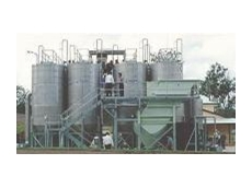 Lamella LS model and CWUF Sand Filters