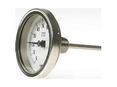 TEC bimetal dial thermometer