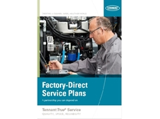 Get priority support for your machine with Tennant's Factory Direct Service