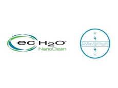 Tennant's ec-H2O Technology electrically converts water into a detergent-free cleaning solution that cleans effectively