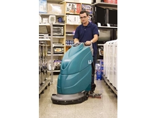 Tennant L2 cord electric scrubber