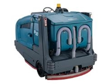 M20 scrubber sweepers available from Tennant
