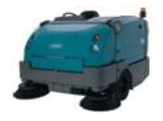 Mid-sized rider sweeper available from Tennant Company