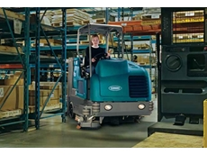 Ride On Sweepers  - M20 Integrated Ride-on Scrubber-Sweeper