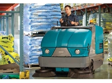 Ride On Sweepers - S20 Compact Mid-sized Rider Sweeper