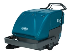 S10 walk behind sweepers available from Tennant