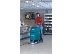 T3 Walk-Behind Floor Scrubbers from Tennant