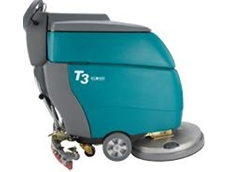 T3 scrubbers provided by Tennant