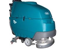 T5e scrubbers provided by Tennant