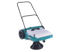Tennant 110 sweepers for cord free sweeping operations