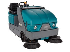 Tennant Company introduces new high performance S20 compact mid-size rider sweeper