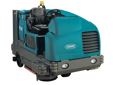 M20 Ride-On Scrubber Sweeper