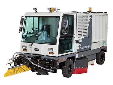 Sentinel Large Sweeper