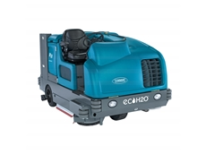 Tennant extends chemical-free ec-H2O technology to industrial rider scrubbers and sweeper scrubbers