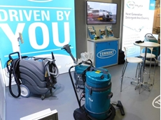 Tennant floor scrubbers draw interest at FoodPro 2017