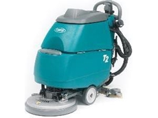 Tennant introduce T2 Walk-Behind automatic scrubber-dryers