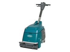 Tennant launches battery powered micro-scrubbers to safely and conveniently clean tight spaces
