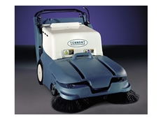 Walk Behind Sweepers  - 3640 Sweeper