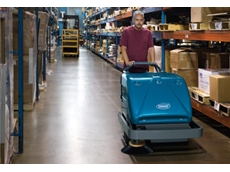 Walk Behind Sweepers  - S10 Industrial Rider Sweeper