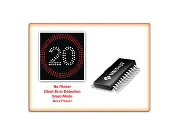 Powerful LED Drivers, LED Driver Chips and Constant Current LED Drivers