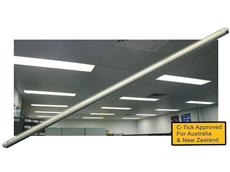 LED Tubes are an environmentally friendly replacement for T8 fluorescent tubes