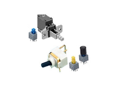 A comprehensive range of Switches, Encoders and Sensors for versatile uses